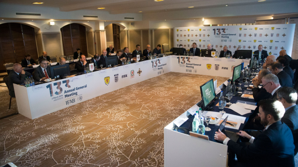 Annual General Meeting of The IFAB