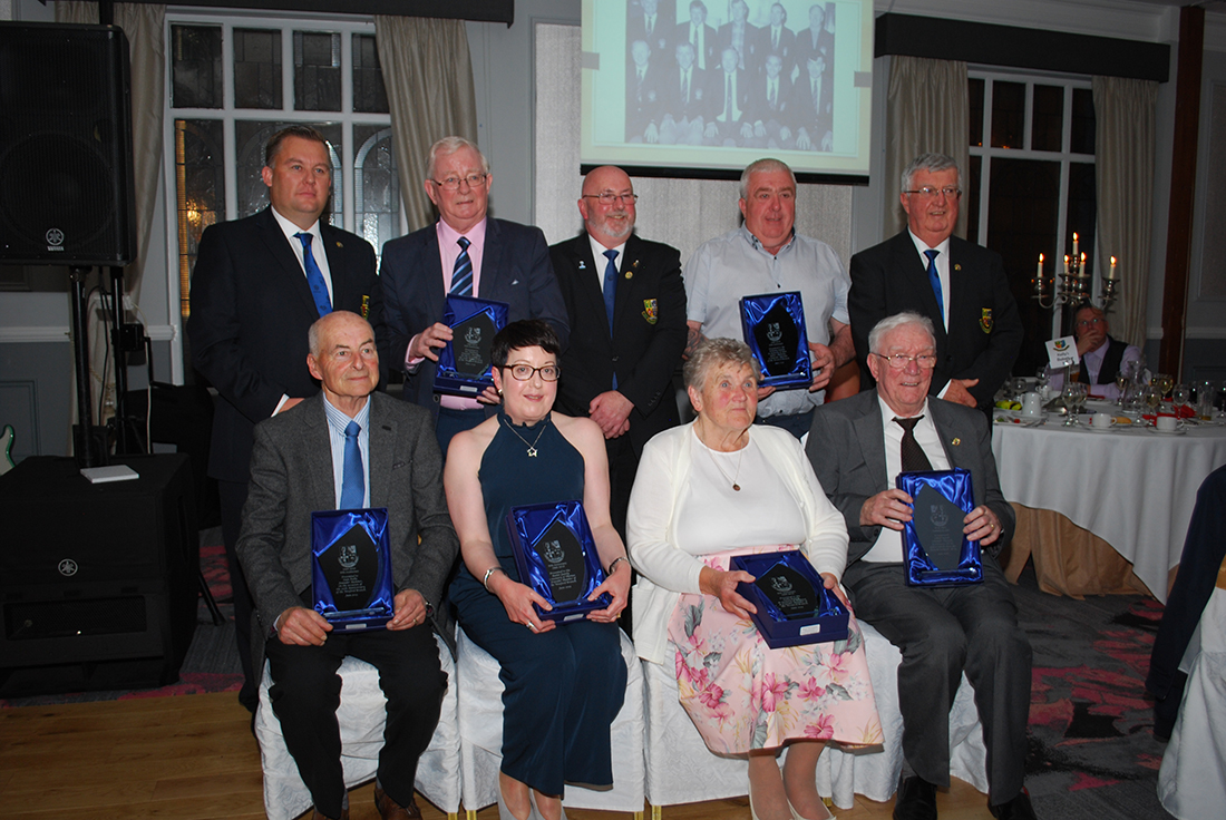 Wexford Branch 50 Years Celebrationsdinner.