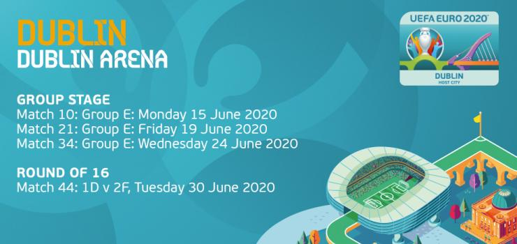 EURO 2020 – Get Your League Involved