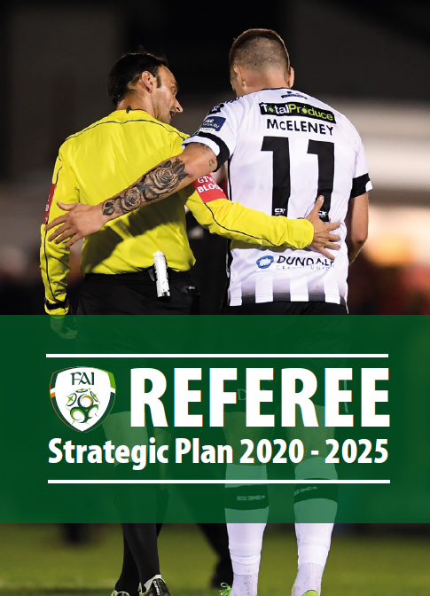 Referee Strategic Plan 2020 – 2025